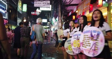 Thoughts about lonely Retirees in Pattaya, Thailand