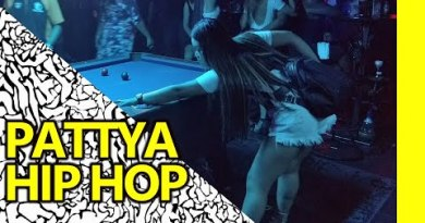 Pattaya Hip Hop Golf equipment Strolling Street Nightlife
