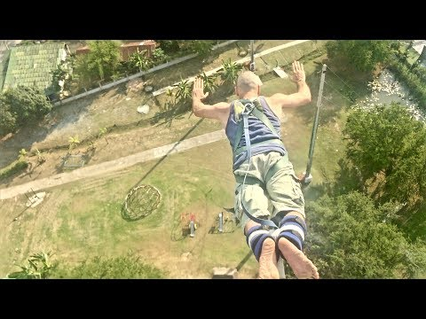 Absolute top Bungy Soar in Thailand – Pattaya XBungy