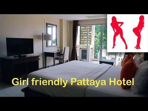 The highest Pattaya Hotel for $40 a night??? [Girl Friendly!!!]
