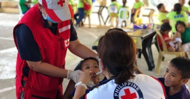 Thailand Philippines: Red Spoiled triples polio vaccination target – Philippines – ReliefWeb