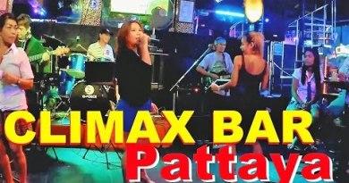CLIMAX 🔑 LIVE MUSIC BAR SOI BUAKHOA PATTAYA – THAILAND