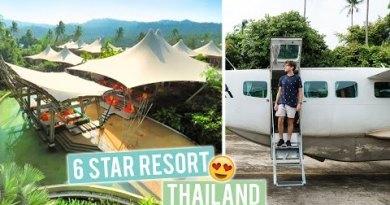 What a $2000 a Night Luxurious Hotel in Thailand Gets You | Soneva Kiri
