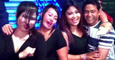 Pattaya nightlife – The Nasha evening membership at walking road | Thailand vlog