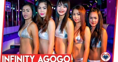 Infinity Agogo on Walking Side dual carriageway Pattaya by Love Pattaya Thailand