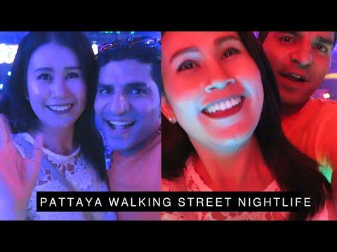 PATTAYA NIGHTLIFE 2019   PATTAYA AFTER MIDNIGHT   PICK UP GIRLS IN NASHAA CLUB   GURU ANJANA