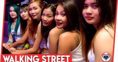 Esteem Pattaya Thailand hit Strolling Facet street Pattaya