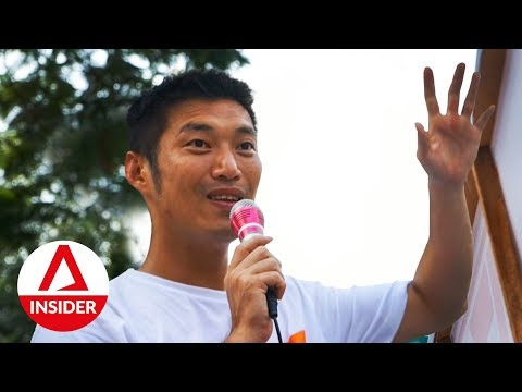 The Billionaire Leading Thailand's Future Ahead Opposition