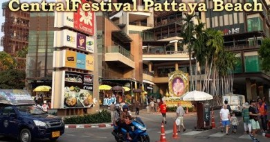 Central Pageant Pattaya Beach – attempting in Pattaya, Thailand