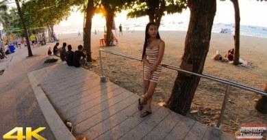 Pattaya Seaside Boulevard Freelancers Part1 4K