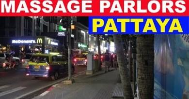 MASSAGE PARLORS PATTAYA