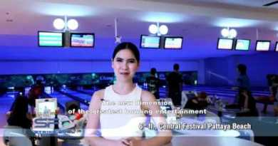 SF Strike Bowl @ Central Festival Pattaya Beach [Full HD]
