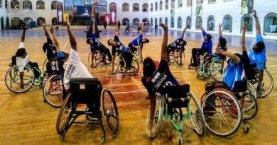 Pattaya Indian Girls folks's Wheelchair Basketball team prepares for the 2020 Summer season Paralympics qualifiers