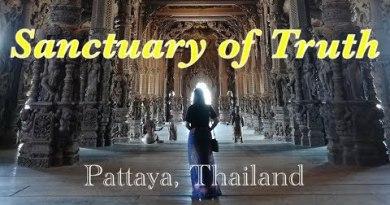 DIY TRIP: SANCTUARY OF TRUTH I PATTAYA, THAILAND l 2018