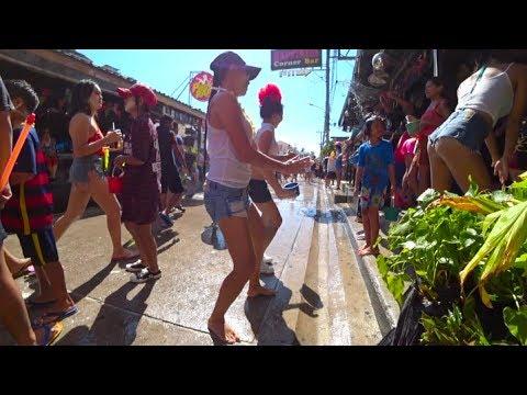 Songkran in Pattaya, what's it truly treasure???