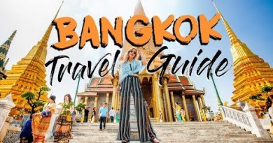 BANGKOK TRAVEL GUIDE   Top Things To Tag In Thailand