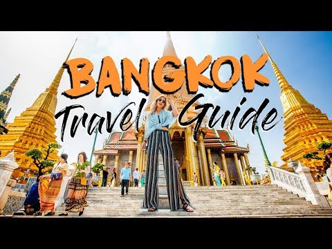 BANGKOK TRAVEL GUIDE | Top Things To Tag In Thailand