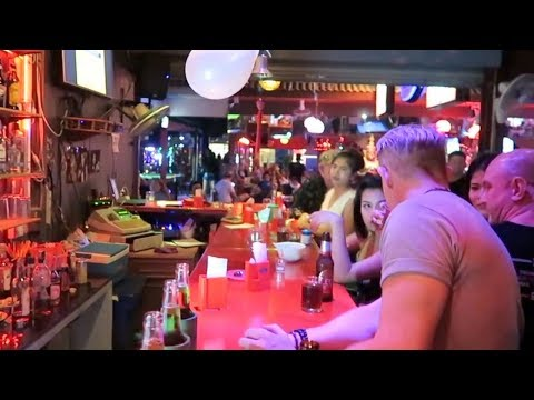 Chiang Mai Nightlife – A Night out in the Girl Bars