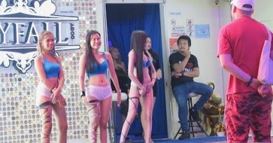 Pattaya Nightlife – Bars, Girls and Drama!!!