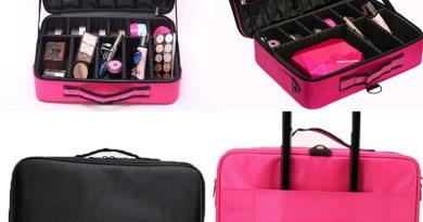 Cosmetic case 2019 professional cosmetic bag cosmetic bag storage bag ladies travel cosmetic case large-capacity makeup