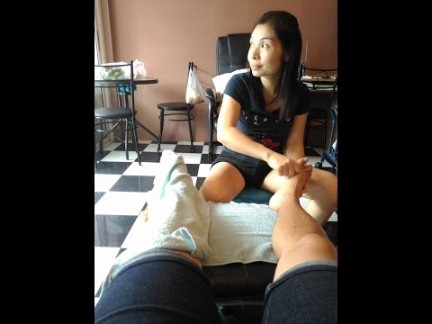 Foot massage in chiang mai archaic city 180 baht an hr