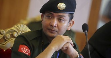 Thailand Thailand detains wife, young of us of Rakhine rebel community chief