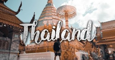 Thailand – Land of fabulous stories | Cinematic Wander back and forth