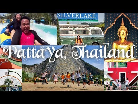 Locations to Visit in Pattaya, Thailand