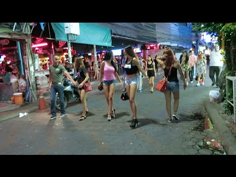 Pattaya Strolling Street Night Out – Could well 2015 – VLOG 6