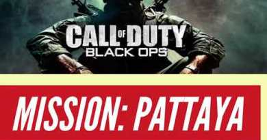 Gloomy Ops Mission: Pattaya (evening of the chosen one)