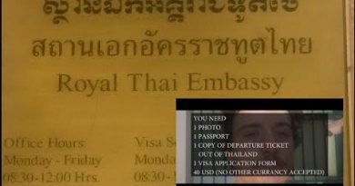 Thai Visa Flee To Cambodia 60 Days Visa