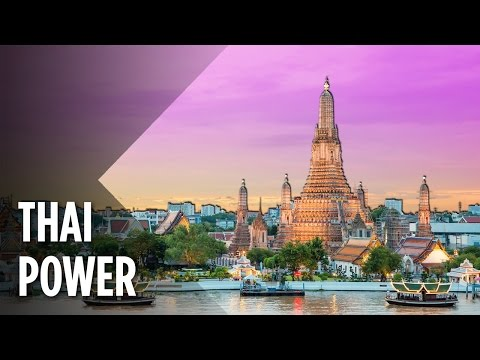 How Grand Is Thailand?