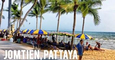 Jomtien, Pattaya, Thailand 2018 Evaluation