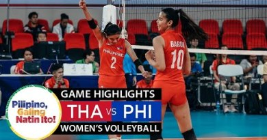 Thailand vs. Philippines  – December 5, 2019 | Females's Volleyball | Sport Highlights | 2019 SEA Video games