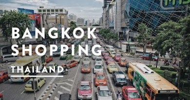 SHOPPING MALL FAKES | MBK MALL VLOG | Thailand Scuttle Vlog 012, 2017