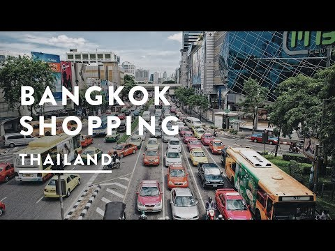 SHOPPING MALL FAKES | MBK MALL VLOG | Thailand Scuttle Vlog 012, 2017