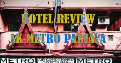 Metro Residences and Sports Bar Overview | Pattaya, Thailand | LK METRO
