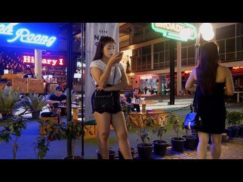 (4K) Freelancers in Bangkok, Better than Pattaya ? 2019