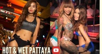 Strolling Aspect twin carriageway Pattaya  After Mid Night – Pattaya Night Lifestyles