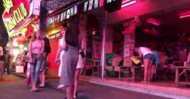 Ladyboy! How vital? Pattaya strolling street  – 2019 June