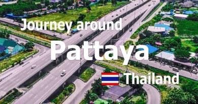 Proceed spherical Pattaya Metropolis, Thailand