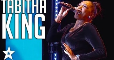 Phenomenal Singer TABITHA KING Kills Minute Mix Quilt! | Thailand's Purchased Skill | Purchased Skill World
