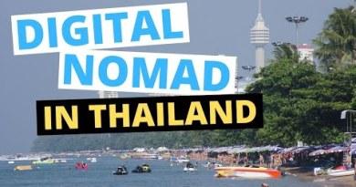 Digital nomad in Thailand 2020