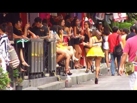 Soi 6 vs Strolling Street / Day vs Evening – Pattaya Thailand