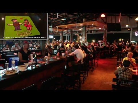 Retox Bar and Pattaya Beer Garden – Vlog 115