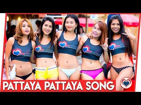 Pattaya Pattaya Tune with Lyrics Luxuriate in Pattaya Nightlife Thai Girls