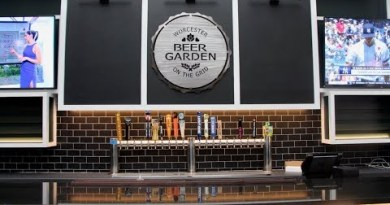 Brew Beer Backyard's 300-person Pavilion opens with LED video wall, fleshy entertainment lineup