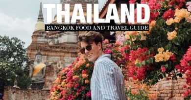 Touring To Thailand | Bangkok Food and Shuttle Manual