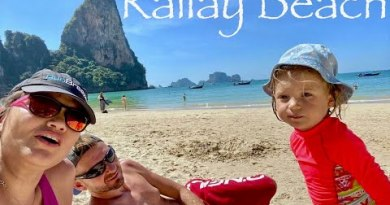 Thailand Poke VLOG – a advantageous day on RAILAY BEACH, Krabi !