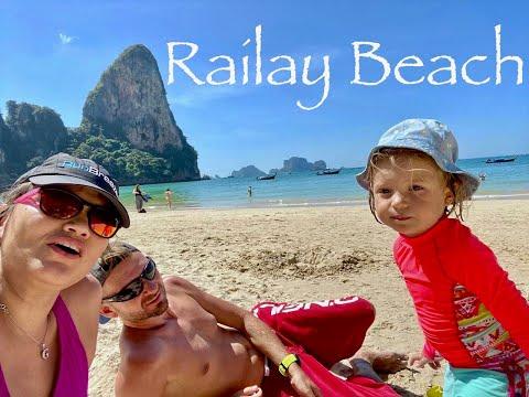 Thailand Poke VLOG – a advantageous day on RAILAY BEACH, Krabi !